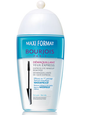 Bourjois Mascara on Bourjois Express Eye Makeup Remover
