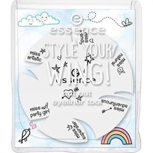 Essence Style Your Wing! kivágható tusvonal szett