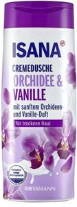 Isana Orchidea és Vanília Tusfürdő
