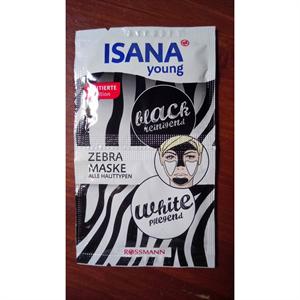 Isana Young Zebra Maske