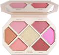 Jouer Rose Cut Gems Blush & Cheek Topper Palette