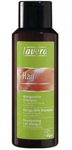 Lavera Hair Sampon - Mangótejes Sampon Festett Hajra