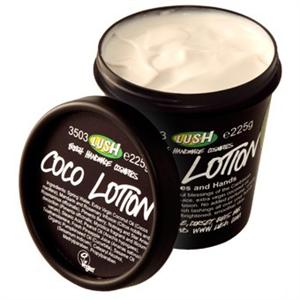 Lush Coco Lotion Testápoló