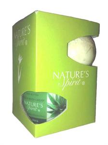 Nature's Spirit Arc- és Testápoló Mandulaolajjal és E-vitaminnal