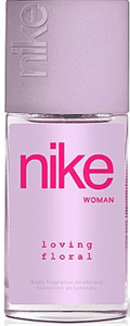 Nike Loving Floral For Woman Deo