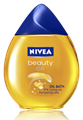 Nivea Bath Care Beauty Oil Habfürdő