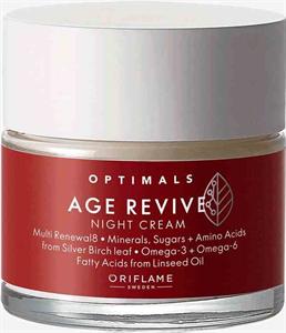 Oriflame Optimals Age Revive Éjszakai Krém