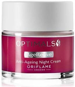 Oriflame Optimals Age Revive Öregedésgátló Éjszakai Krém