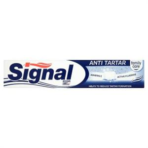 Signal Anti Tartar Fogkrém