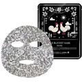 A'PIEU Cocorico Silk Blanket Mask - Silver