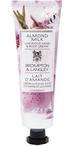 Brompton & Langley Almond Milk Hand and Body Cream