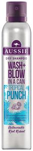 Aussie Wash + Blow Tropical Punch Szárazsampon