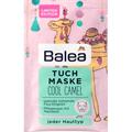 Balea Tuchmaske Cool Camel