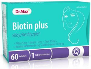 Dr. Max Biotin Plus