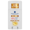 Dermaflora 0% stift Argan Oil & honey