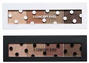 3 Concept Eyes Dot Eye Shadow Palette