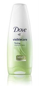 Dove Visible Care Toning Krémtusfürdő