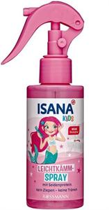 Isana Kids Fésülést Könnyítő Spray