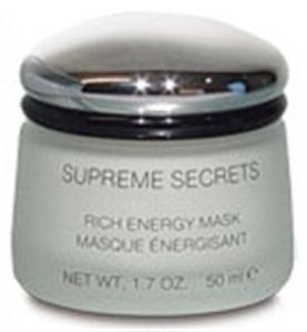 Janssen Supreme Secrets Rich Energia Maszk
