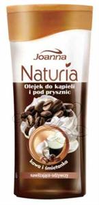 Joanna  Naturia Kávé és Tejszín Fürdőolaj