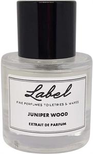 Label Parfum Juniper Extrait De Parfum