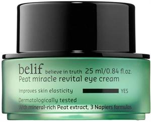 Belif The True Peat Miracle Revital Eye Cream
