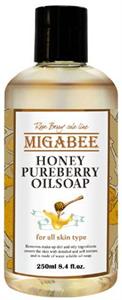 Migabee Honey Pure Berry Oil Soap