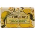 Nesti Dante Il Frutetto Citrom-Bergamot Natúrszappan