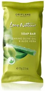 Oriflame Love Nature Szappan Olívaolajjal és Aloe Verával