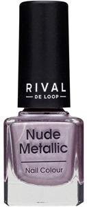 Rival de Loop Nude Metallic Nail Color