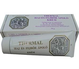 Thermal Haj és Fejbőr Ápoló Krém