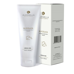 Alkemilla Eco Bio Cosmetic Glycolica Arckrém 12%
