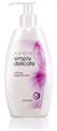 Avon Simply Delicate Krémes Intim Lemosó