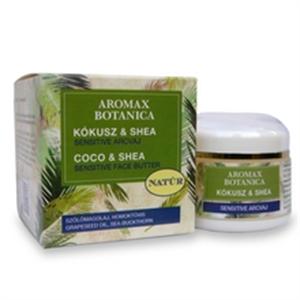 Aromax Botanica Sensitive Arcvaj Érzékeny Bőrre