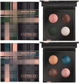 Catrice Check&Tweed Quattro Baked Eyeshadow