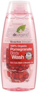 dr. Organic Gránátalma Tusfürdő