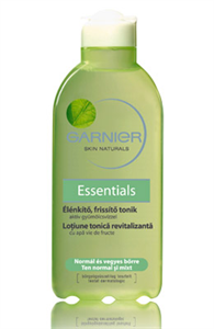 Garnier Essentials Élénkítő Frissítő Tonik