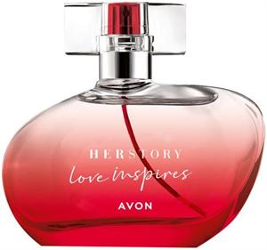 Avon Herstory Love Inspires EDP
