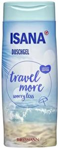 Isana Duschgel Travel More Worry Less