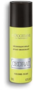 L'Occitane Cédrat Spray Deodorant