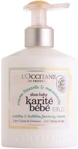 L'Occitane Cuddles And Bubbles Foaming Cream