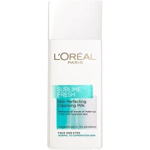 L'Oréal Sublime Fresh Sminklemosó és Arctisztító Tej