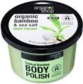 Organic Shop Organikus Bambusz és Tengeri Só Testradír