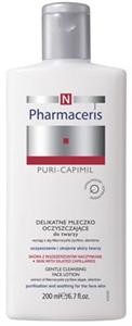 Pharmaceris Puri-Capimil Gyengéd Arctisztító Tej