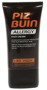 Piz Buin Allergy Sun Sensitive Skin Face Cream SPF30