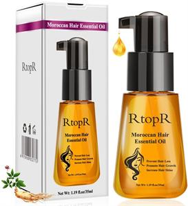 RtopR Moroccan Hair Essential Oil