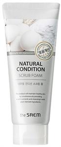 The Saem Natural Condition Scrub Foam