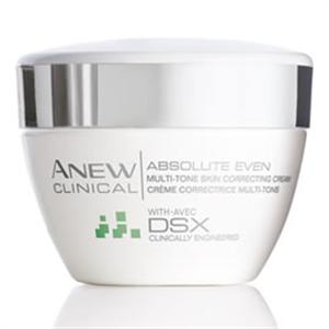 Avon Anew Clinical Absolute Even Krém A Bőr Elszíneződései Ellen