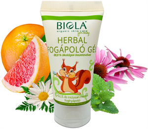 Biola Herbal Fogápoló Gél