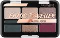 Catrice Exotic Traveller Palette À Porter Eyeshadow Palette Mini Szemhéjpúder Paletta